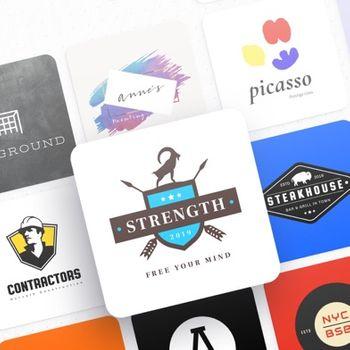 Logo Maker Shop iphone image 3