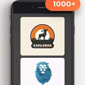 Logo Maker Shop iphone image 4