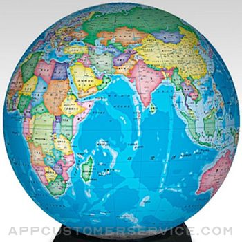 世界各国地图-高清放大版本 Customer Service