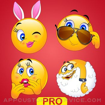 Adult Emoji Pro & Animated Emoticons for Texting Customer Service