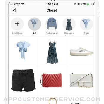 Smart Closet - Fashion Style ipad image 1