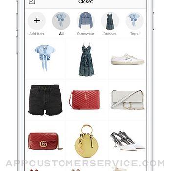 Smart Closet - Fashion Style iphone image 2