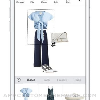 Smart Closet - Fashion Style iphone image 4