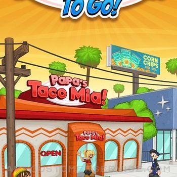 Papa's Taco Mia To Go! iphone image 1