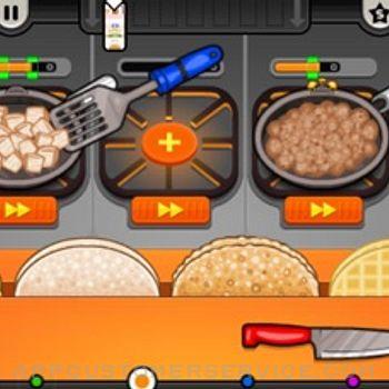 Papa's Taco Mia To Go! iphone image 2