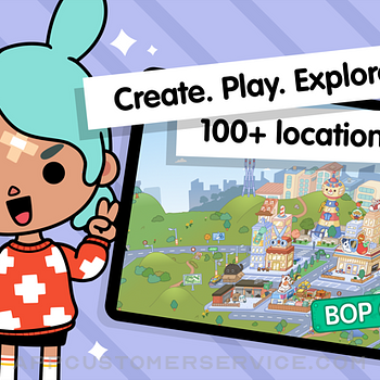 Toca Life World: Build stories ipad image 1