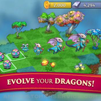 Merge Dragons! iphone image 2