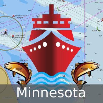 Minnesota Fishing : Lake Maps & Navigation Charts Customer Service