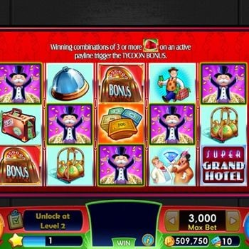 MONOPOLY Slots - Slot Machines ipad image 1