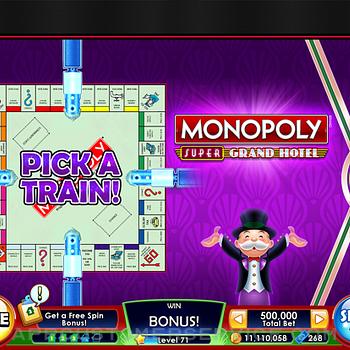 MONOPOLY Slots - Slot Machines ipad image 3