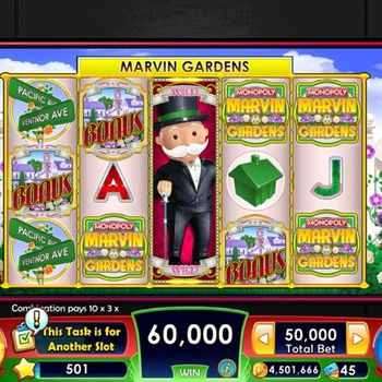 MONOPOLY Slots - Slot Machines ipad image 4