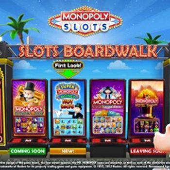 MONOPOLY Slots - Slot Machines iphone image 1