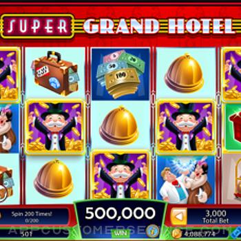 MONOPOLY Slots - Slot Machines iphone image 2