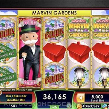 MONOPOLY Slots - Slot Machines iphone image 4