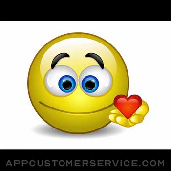 Talking Emoji & Speaking Emoticons Icons Pro ipad image 3