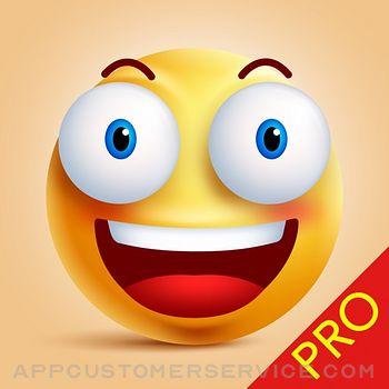 Talking Emoji & Speaking Emoticons Icons Pro Customer Service