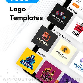 Logo Maker - Design Creator ipad image 1