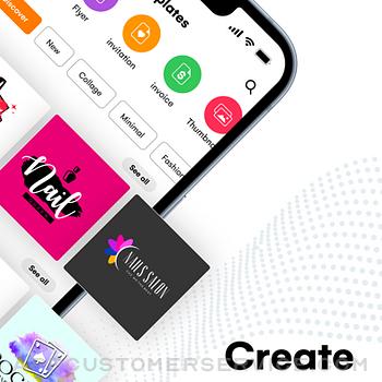 Logo Maker - Design Creator iphone image 2