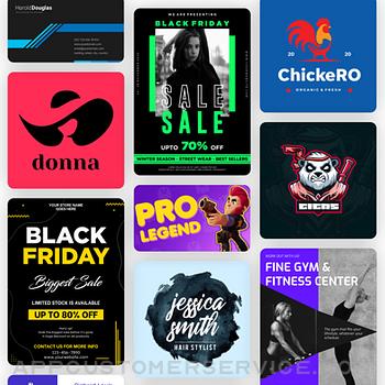 Logo Maker - Design Creator iphone image 3