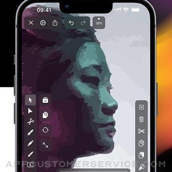 Vectornator: Design Software iphone image 4