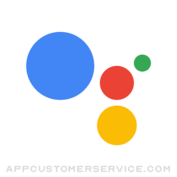 Google Assistant Customer Service