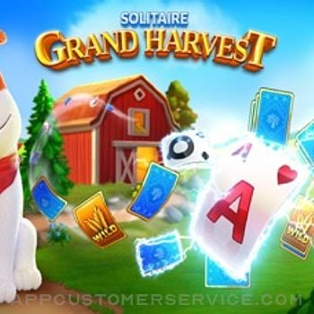 Solitaire Grand Harvest iphone image 1