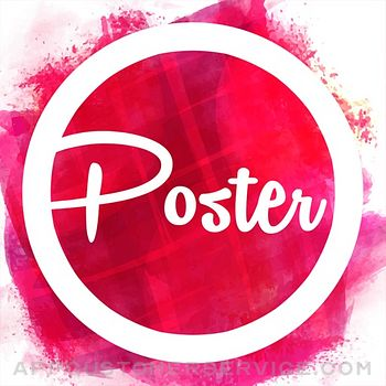 Poster Flyer Maker Icon Design Customer Service
