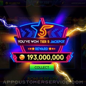 Lightning Link Casino Slots ipad image 1