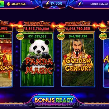 Lightning Link Casino Slots ipad image 2