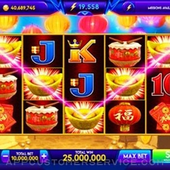 Lightning Link Casino Slots iphone image 3