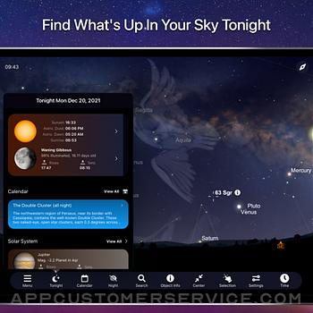 SkySafari ipad image 3
