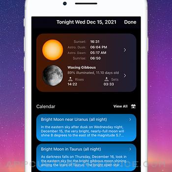 SkySafari iphone image 4