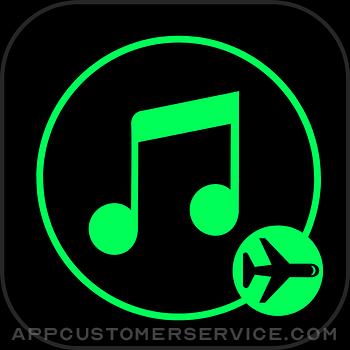 Offline Music Player Customer Service