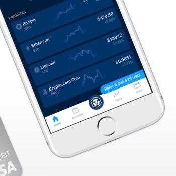 Crypto.com - Buy Bitcoin Now iphone image 3
