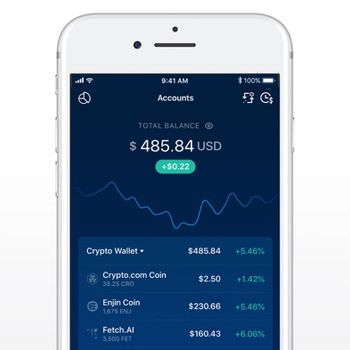 Crypto.com - Buy Bitcoin Now iphone image 4