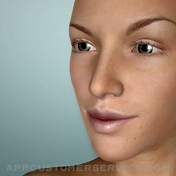 Face Model -posable human head Customer Service