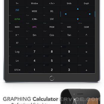 Graphing Calculator Plus ipad image 1
