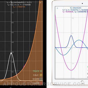 Graphing Calculator Plus ipad image 3