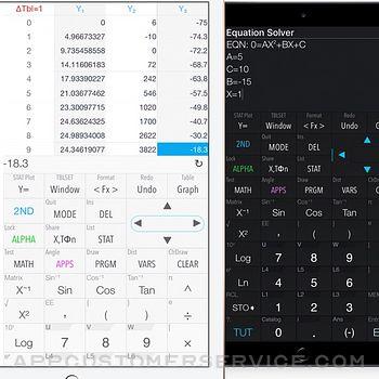 Graphing Calculator Plus ipad image 4