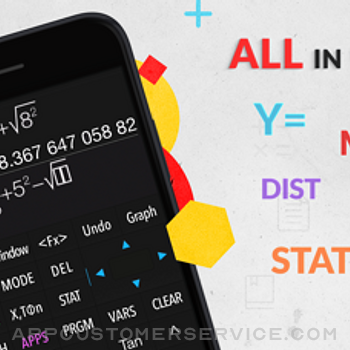 Graphing Calculator Plus iphone image 1