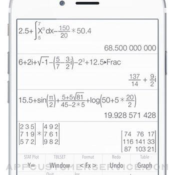 Graphing Calculator Plus iphone image 4