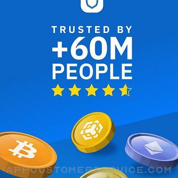 Trust: Crypto & Bitcoin Wallet ipad image 1