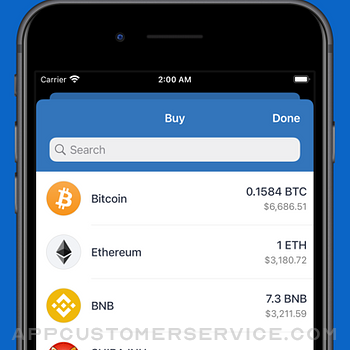 Trust: Crypto & Bitcoin Wallet iphone image 2
