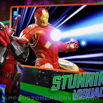 MARVEL Strike Force: Squad RPG ipad image 2
