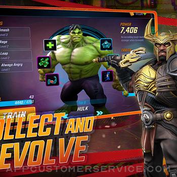MARVEL Strike Force: Squad RPG ipad image 4