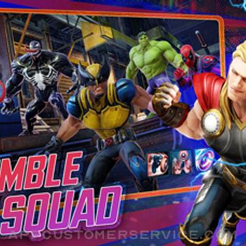 MARVEL Strike Force: Squad RPG iphone image 1