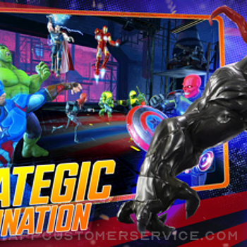 MARVEL Strike Force: Squad RPG iphone image 3