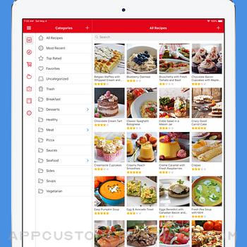Paprika Recipe Manager 3 ipad image 1