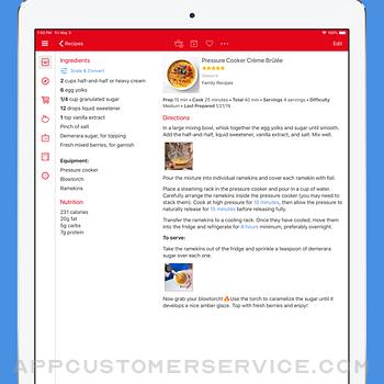 Paprika Recipe Manager 3 ipad image 2