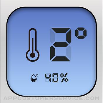 Digital Temperature&Hygrometer Customer Service